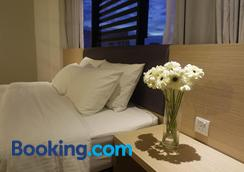 我為爵士狂精品酒店 - 馬賽 - 柔佛巴魯 - 臥室