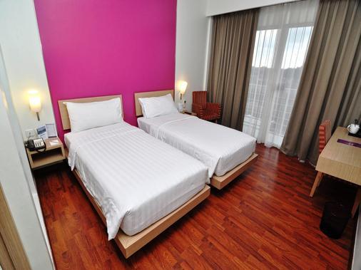 Quest Hotel Simpang Lima - Semarang - Semarang - Bedroom
