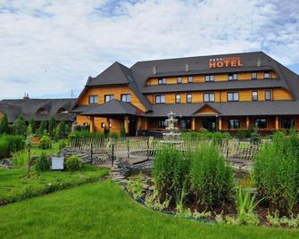 Hotel Czardasz - Płock - Gebouw