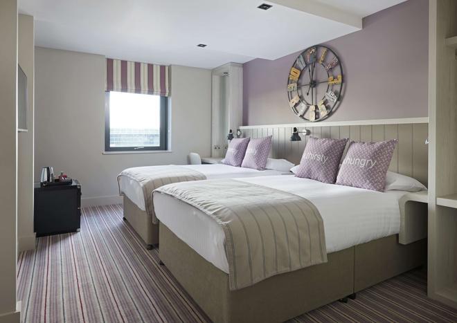 Village Hotel Edinburgh - Εδιμβούργο - Κρεβατοκάμαρα