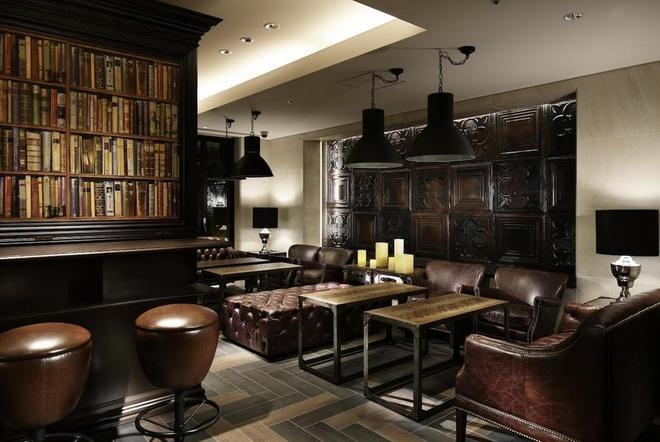 Hotel Villa Fontaine神戶三宮 - 神戶 - 休閒室