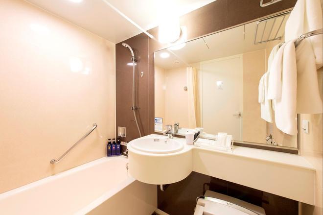 Hotel Villa Fontaine Kobe Sannomiya - Kōbe - Baño