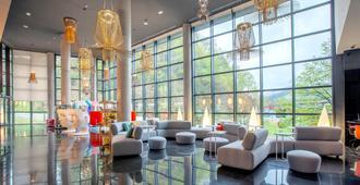 Hotel Gran Bilbao - Bilbao - Lobby