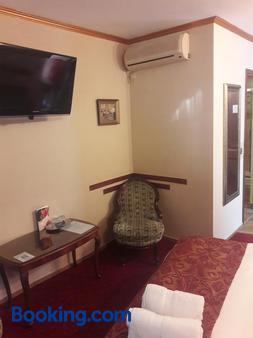 Hotel Boutique Monaco - Bucharest - Phòng ngủ