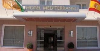 Avenida Hotel Almería - Almería - Edificio
