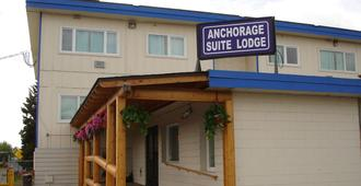 Anchorage Suites Lodge - Anchorage - Building