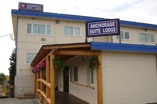 Anchorage Suite Lodge - Anchorage - Toà nhà