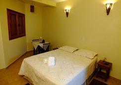 Pousada Vista da Serra Monte Verde - Monte Verde - Bedroom