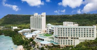 Lotte Hotel Guam - Tamuning - Rakennus