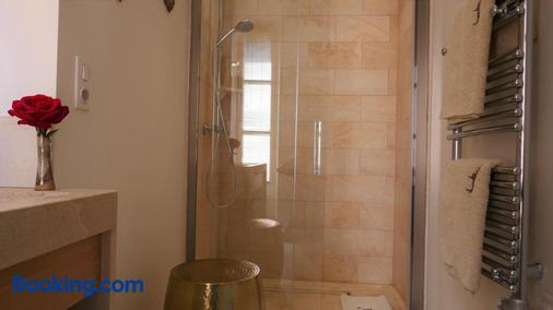 Chambres D'hôtes - Château De Preuil - Orval - Bathroom