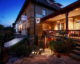 Villa Mittermeier Hotel & Restaurant - Ротенбург-об-дер-Таубер - Здание