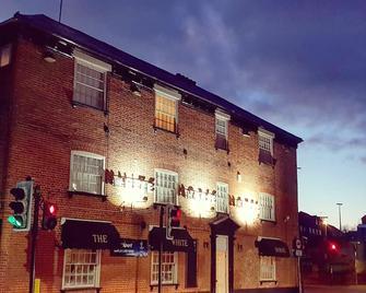 The White Horse Hotel - Leiston - Edificio