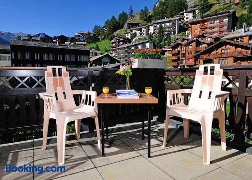 Hotel Alphubel Zermatt - Zermatt - Ban công