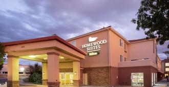 Homewood Suites by Hilton Albuquerque-Journal Center - Alburquerque - Edificio