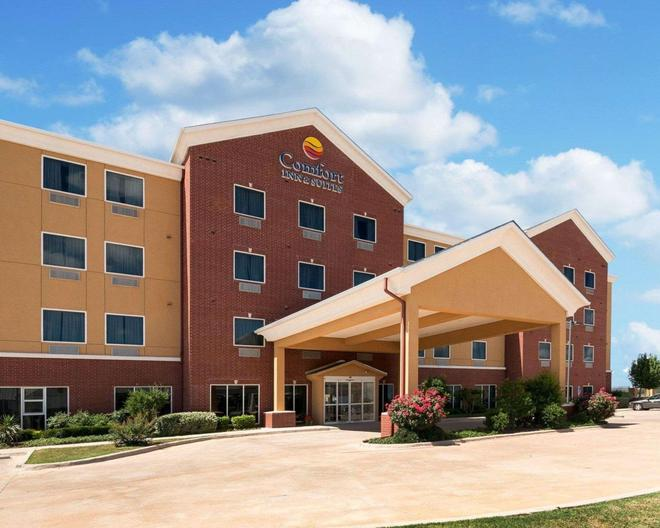 Comfort Inn & Suites Regional Medical Center - Abilene - Edificio
