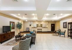 Comfort Inn & Suites Regional Medical Center - Abilene - Lobby