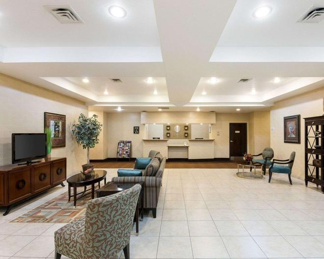 Comfort Inn & Suites Regional Medical Center - Abilene - Recepción