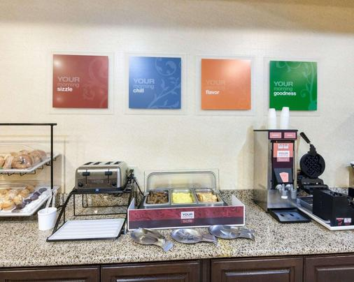 Comfort Inn & Suites Regional Medical Center - Abilene - Buffet