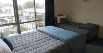 Aachen Place Motel - Greymouth - Bedroom