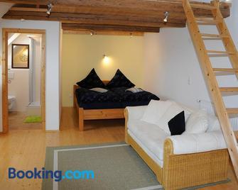 Haus der Sinne - Obernberg am Inn - Wohnzimmer