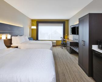 Holiday Inn Express Auburn Hills South - Оберн-Гіллс - Bedroom
