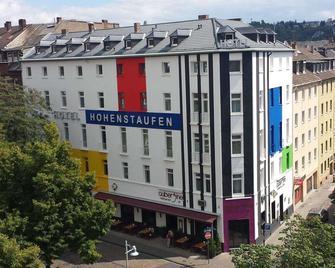 Top Hotel Hohenstaufen - Кобленц - Building