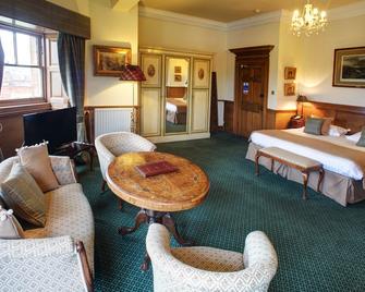 Ednam House Hotel - Kelso - Bedroom