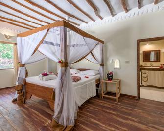 Hakuna Majiwe Beach Lodge - Paje - Bedroom