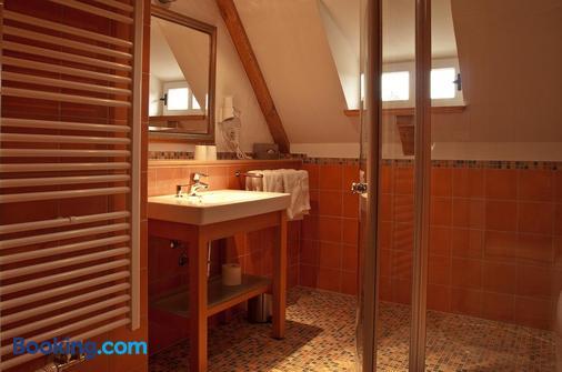 Hexenhaus - Dresden - Bathroom