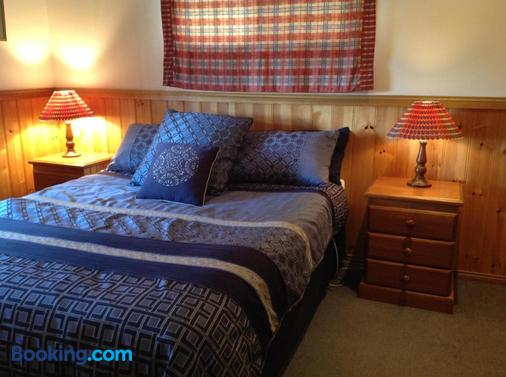 Fergies Hill Spa Cottage @ Granite Ridge Wines - Ballandean - Bedroom