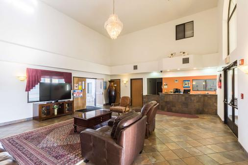 Motel 6 Junction - Junction - Living room