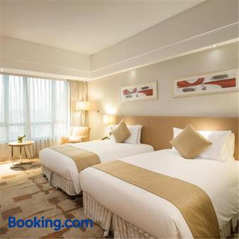 Cinese Hotel Dongguan Shijie - Dongguan - Schlafzimmer