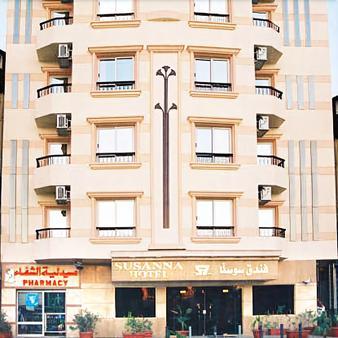 Susanna - Luxor - Building