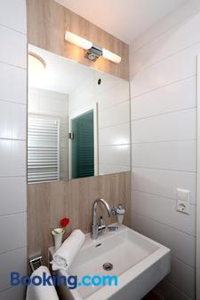 Hotel-Restaurant Vogthof - Aalen - Bathroom