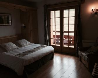Montana Chalet Hôtel - Pra-loup - Chambre