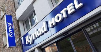 Kyriad Nantes Centre Graslin - นอนท์