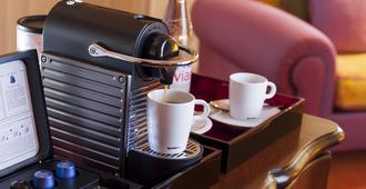 Relais & Châteaux Hotel Bülow Palais - Dresden - Room amenity