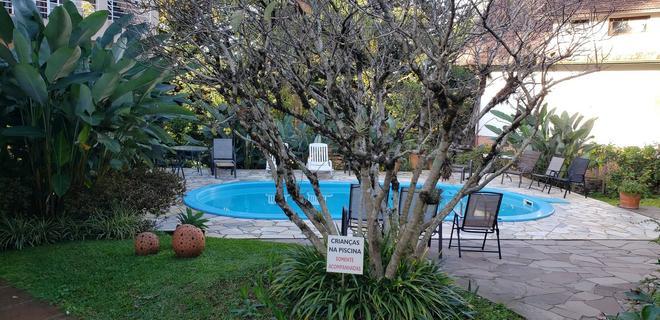 Pousada Mika's - Nova Petrópolis - Pool