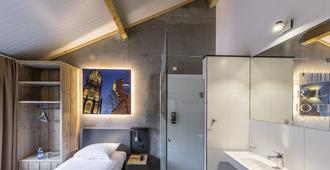 Star Lodge Hotels Utrecht - Utrecht - Bedroom