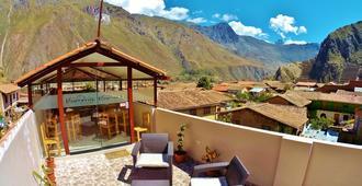 Kamma Guest House - Ollantaytambo - Balcony