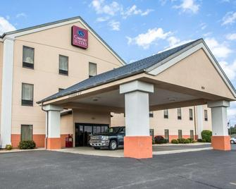 Comfort Suites Jefferson City - Jefferson City - Gebouw