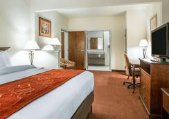 Comfort Suites Jefferson City - Jefferson City - Bedroom