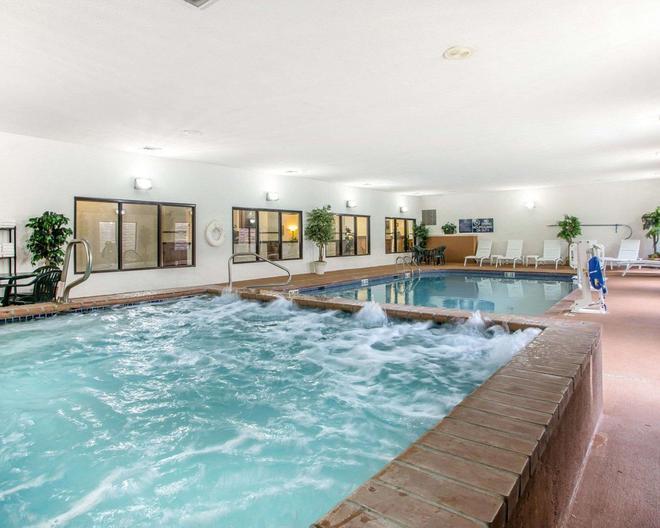 Comfort Suites Jefferson City - Jefferson City - Pool