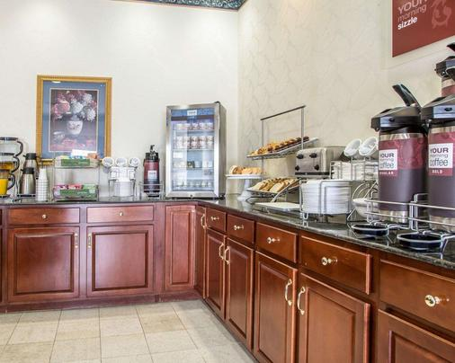 Comfort Suites Jefferson City - Jefferson City - Buffet
