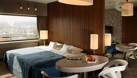 Hotel Yasmin - Košice - Camera da letto