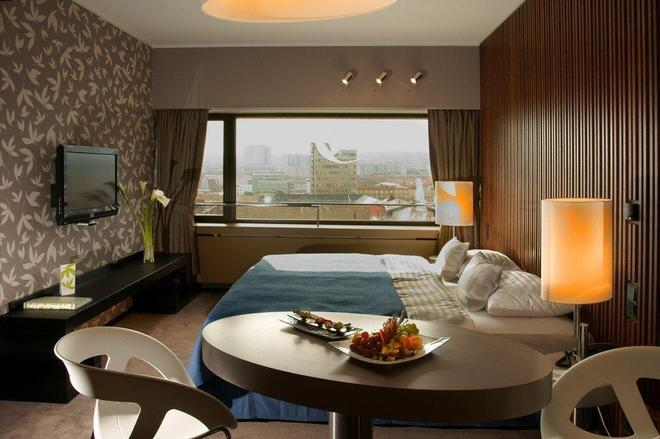 Hotel Yasmin - Košice - Bedroom