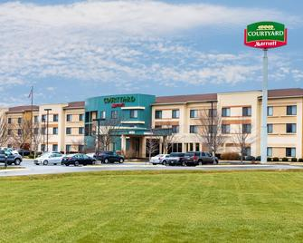 Courtyard by Marriott Lafayette - Лафайет - Здание