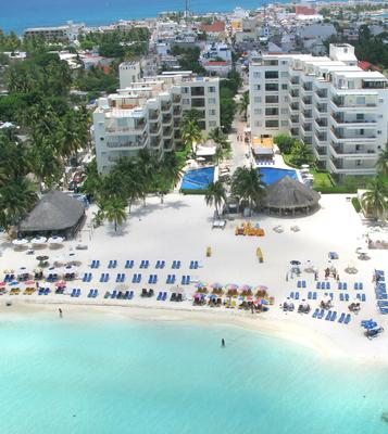Ixchel Beach Hotel - Isla Mujeres - Bãi biển