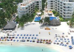 Ixchel Beach Hotel - Isla Mujeres - Playa