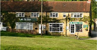 The Barn Guest House & Tea Rooms - York - Building